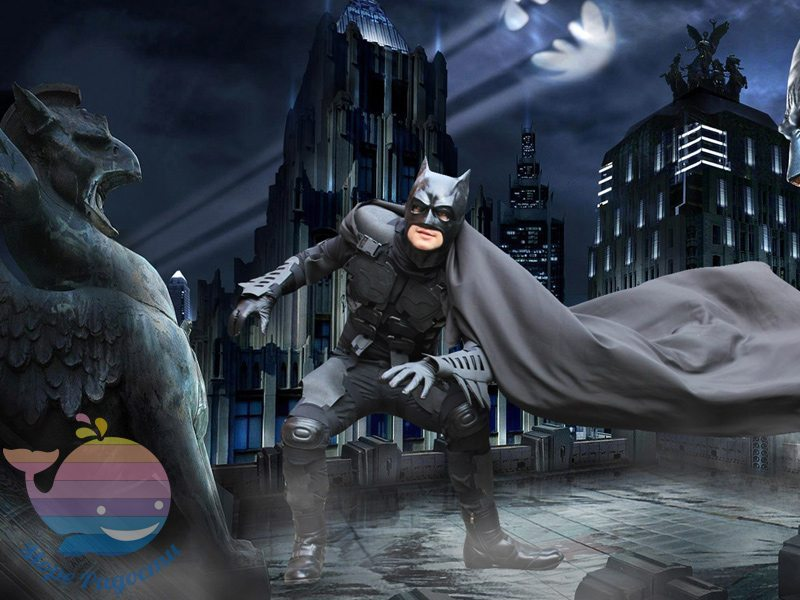бэтмен на детский праздник мальчика