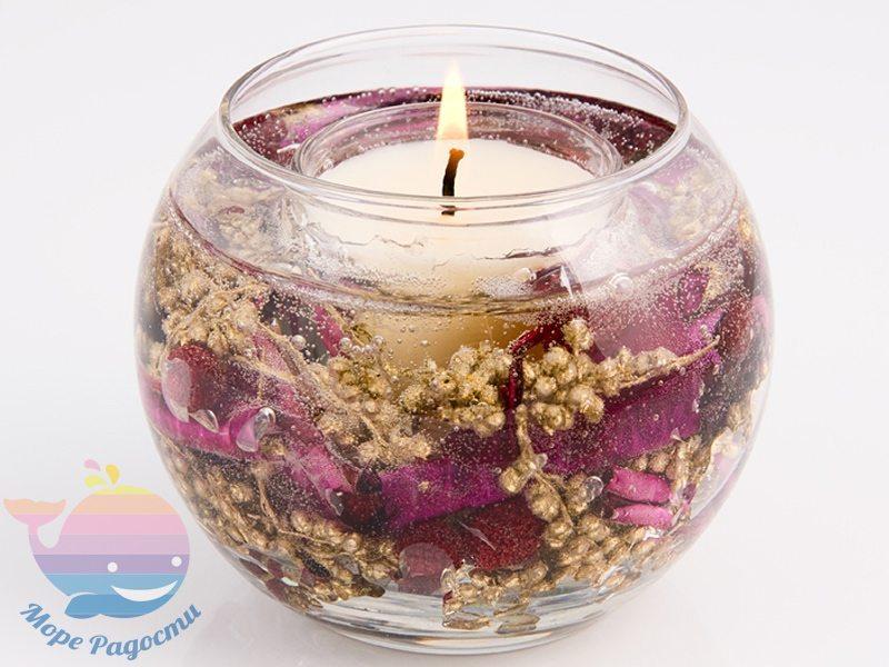 мастер-класс гелиевые свечи